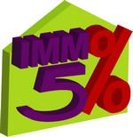 Immo 5% Chaptal