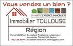 Immobilier TOULOUSE Région