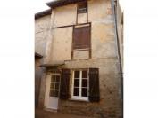 vente maison CHABANAIS 54 500  €