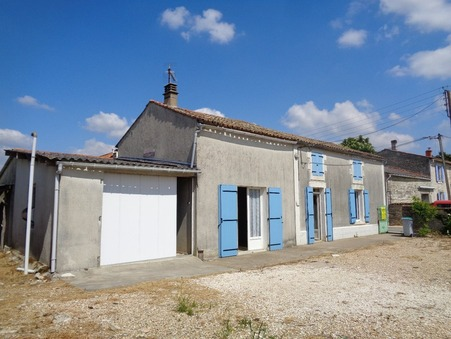 vente maison Brioux sur boutonne