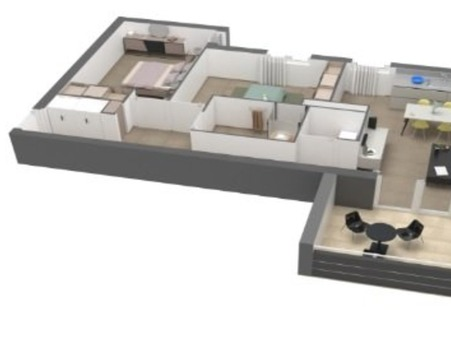 vente appartement Sarrola carcopino