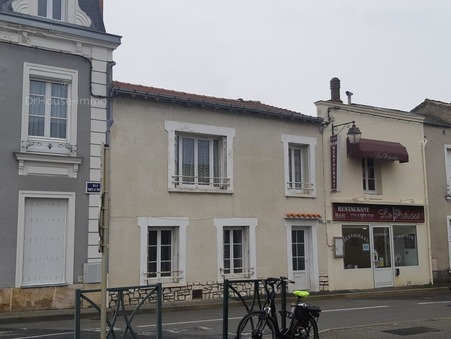 vente maison Thouars