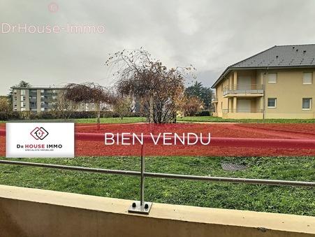 vente appartement Saint pierre d albigny