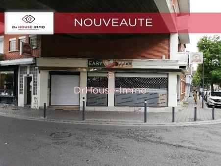 vente maison Valenciennes