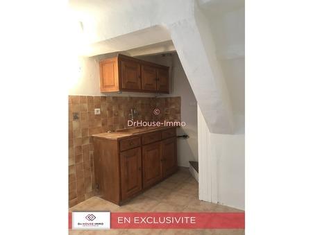 vente maison La roquebrussanne