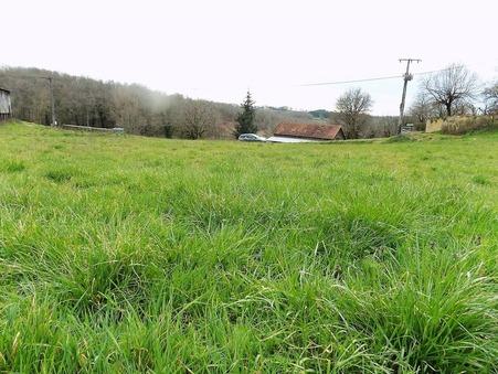 vente terrain Saint aubin de nabirat