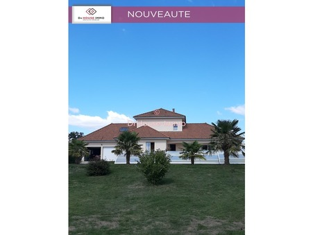 vente maison Lanuejouls