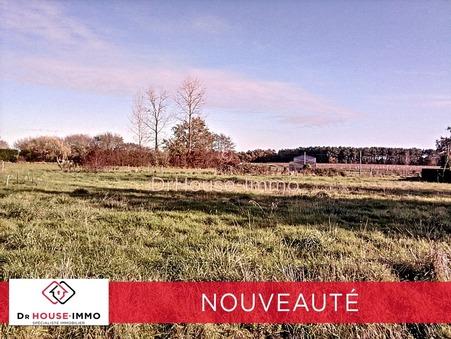 vente terrain Reignac