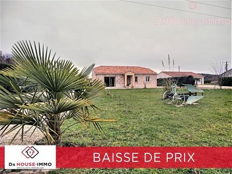 vente maison Razac sur l isle