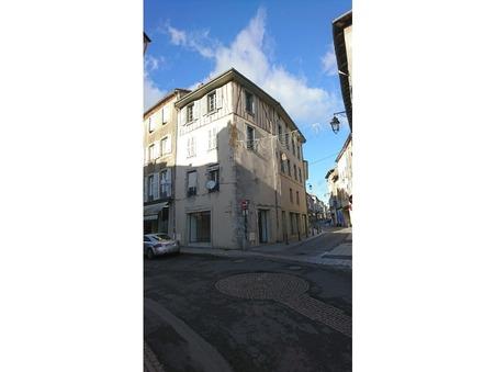 vente immeuble Bellac