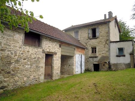 vente maison rieupeyroux