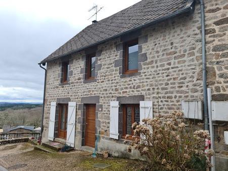 vente maison Millevaches 92 000€