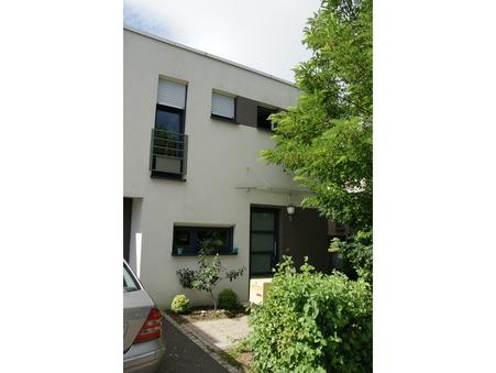 vente maison Dambach la ville