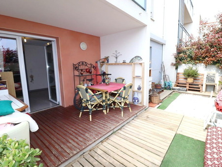 vente appartement saleilles