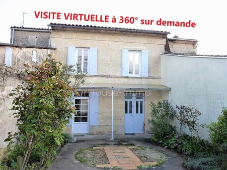 vente maison Saint magne de castillon