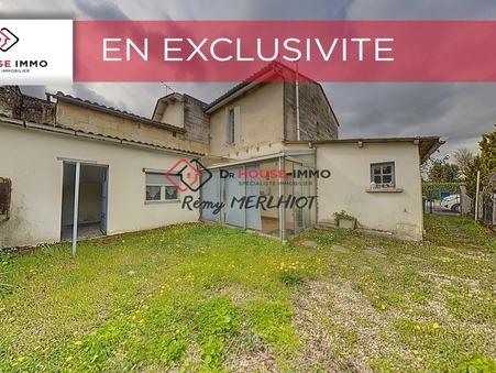 vente maison Saint medard de guizieres