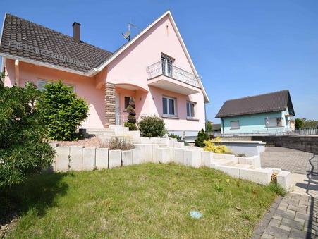 vente maison SELESTAT  470 000€