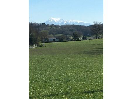 vente terrain Saint-marcet
