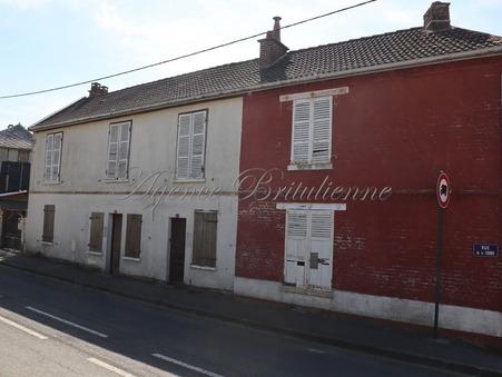 vente maison breteuil