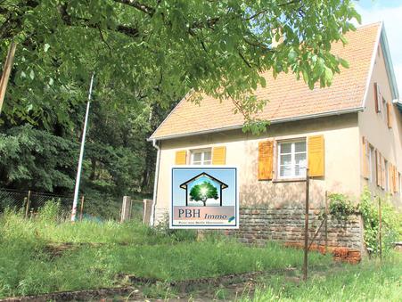 Maison à rénover dans le Bas Rhin (67) - Achat d\'une maison avec ...