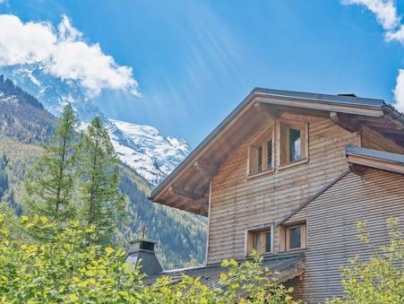 location maison Chamonix-mont-blanc