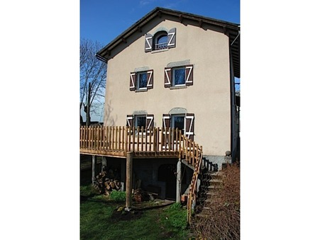 vente maison Saint-nectaire