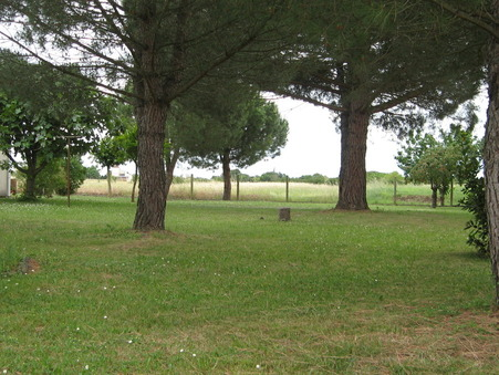 vente terrain Aussonne
