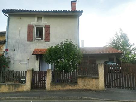 vente maison Massignac