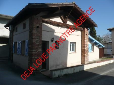 location maison Castelginest
