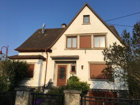 vente maison Huttenheim
