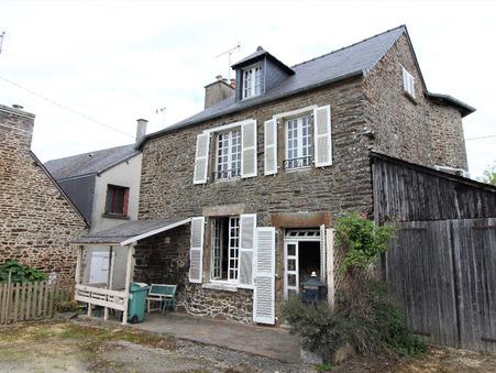 vente maison Fougerolles du plessis