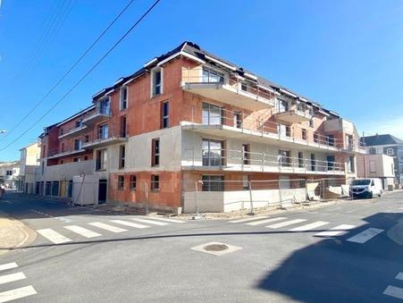 vente appartement fort mahon plage