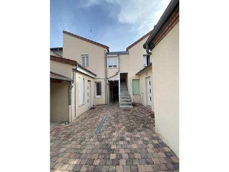 vente immeuble Montlucon
