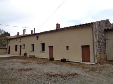 vente maison Pioussay
