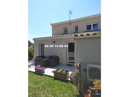 vente maison St mathieu de treviers