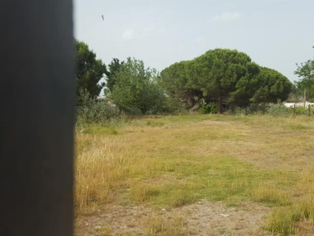 vente terrain Marseillan