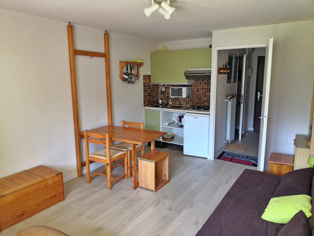 vente appartement les carroz d'araches