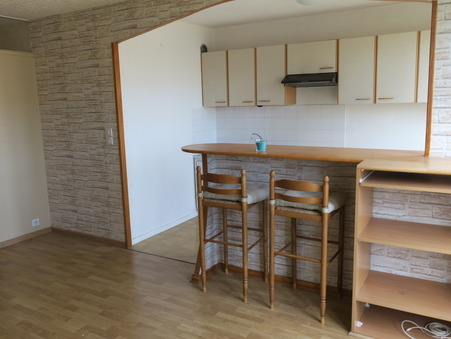 vente appartement longvic