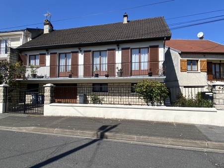 vente maison Viry chatillon