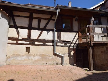 vente maison Scherwiller