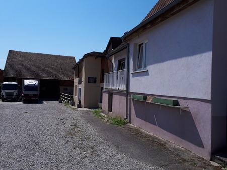 vente maison Steinbrunn le bas