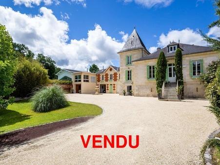 vente maison St medard d eyrans