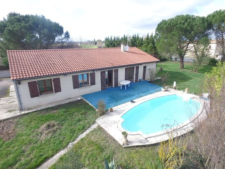 vente maison MARSSAC SUR TARN  190 000€
