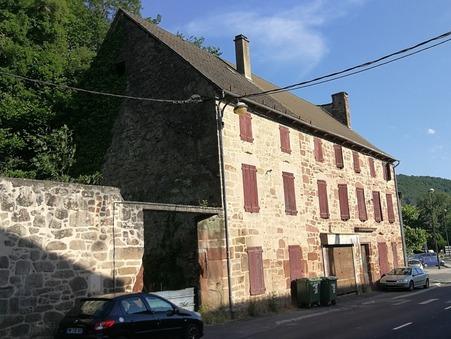 vente immeuble Banassac