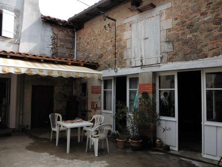 vente maison roumazieres loubert