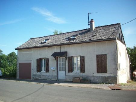 vente maison Vervins