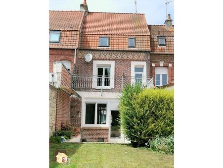 vente maison Saint-omer