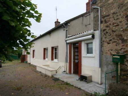 vente maison Semelay