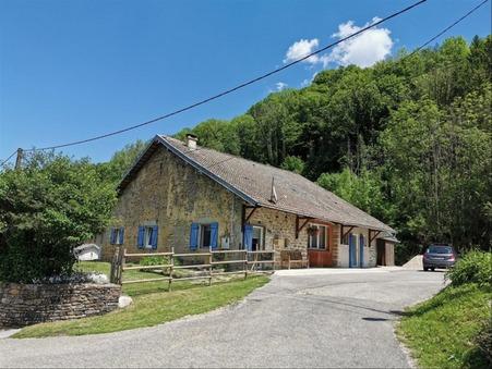 vente maison Andelot en montagne
