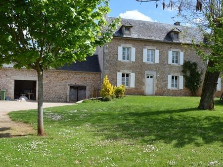 vente maison Bozouls
